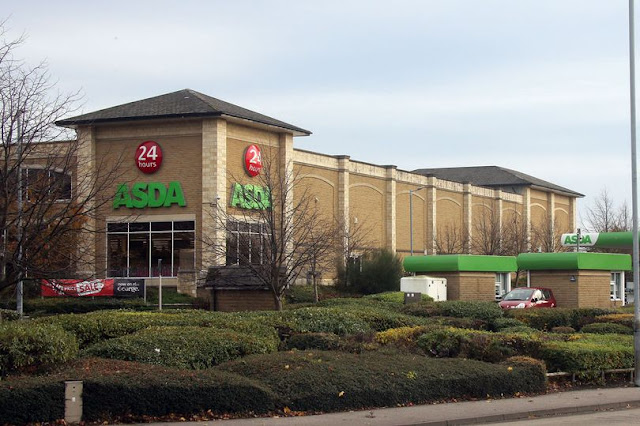 Man was naked at Asda because he didn't know where his clothes were