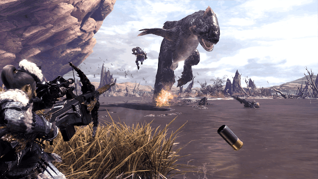 Monster Hunter console game review