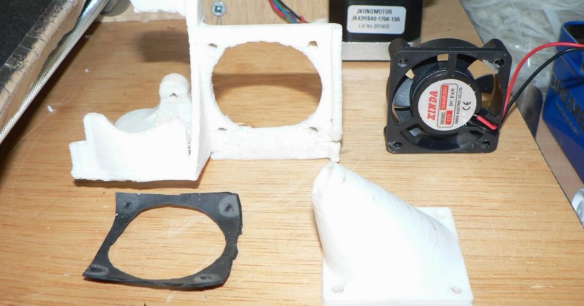 Ingenio Triana Nuevas Mejoras En La Impresora 3d