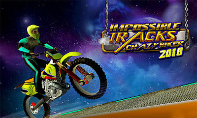 Impossible Tracks Crazy Biker 2018 MOD APK