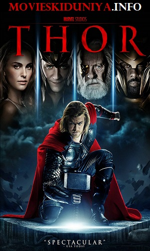 Thor (2011) 900Mb Full Hindi Dual Audio Movie Download 720p Bluray