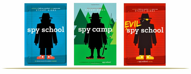 Spy School Book Series for Tweens and Teens  |  www.9CoolThings.com