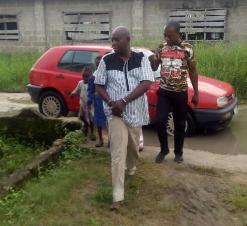 See Face of Delta State ex-Councillor who R*ped 7yrs old Girl