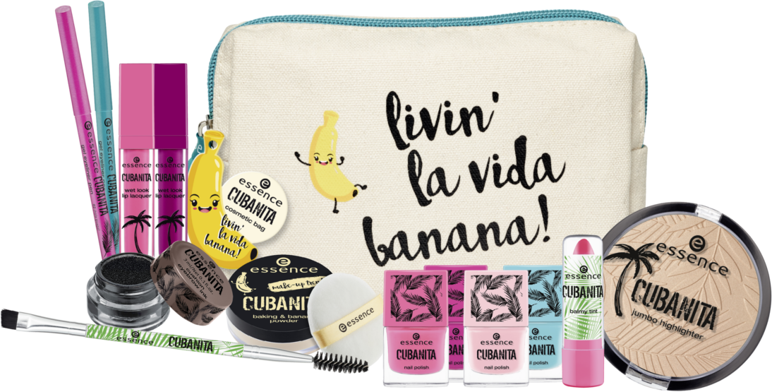 essence - cubanita Trend Edition Produkte