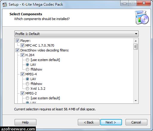 k-lite codec pack 10.00 (full) download