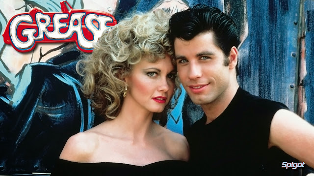Un Clásico: Grease- You're the one that I want
