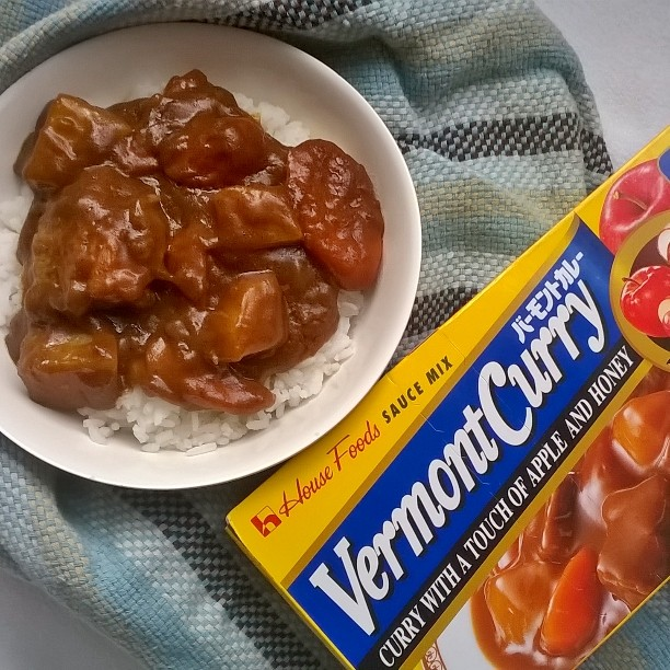 Vermont Curry, Java Curry,  Kokumaro Curry, Curry Roux Cubes, Japanese Curry, House Foods Sauce Mix