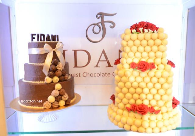 FIDANI, premium chocolate