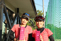 デ・ポーム・ワールド航空杯 第十二回大会 準優勝:山田・原田ペア