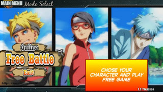 Boruto the Senki v1.17 by Prayoga Luthfi Apk