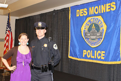"What it means to be a Police of ""Blue"" Family - Support Iowa C.O.P.S."
