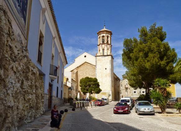 La Iglesia Mayor de Santa María Magdalena, Cehegín.