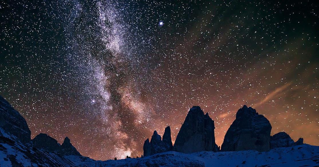 The Milky Way Galaxy | Earth Blog