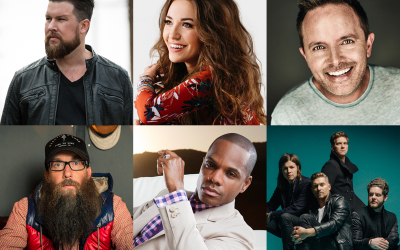 2017 nominees for the 48th GMA Dove Awards