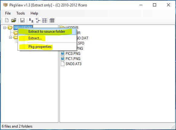 حل مشكل تثبيت العاب بصيغة pkg علي اجهزة ps3 المهكرة - الشامل نت