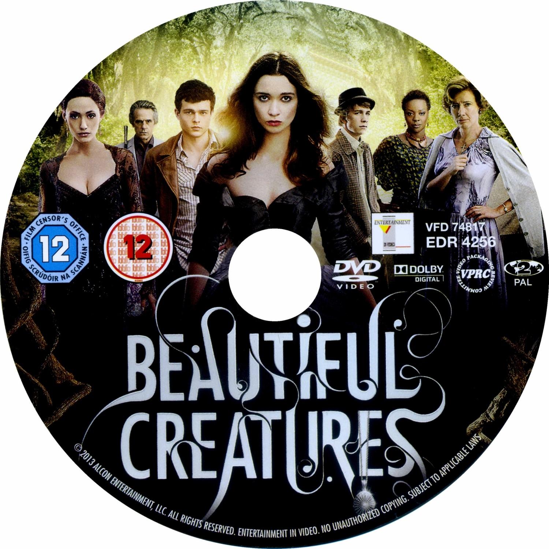 Book Cover Black Label : Beautiful creatures dvd label cover addict bluray