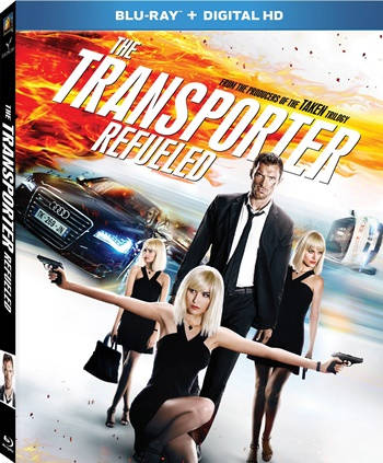 The Transporter Refueled (2015) HD 1080p Latino