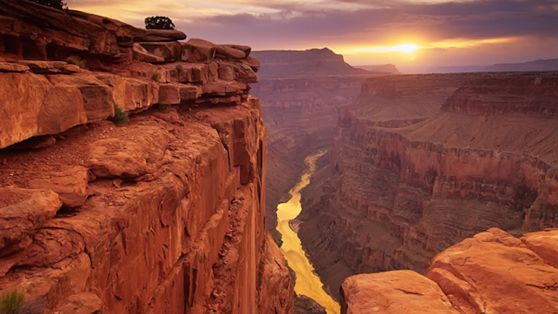 6. Grand Canyon, Arizona USA - 20 of The Best Places To Watch The Sunset
