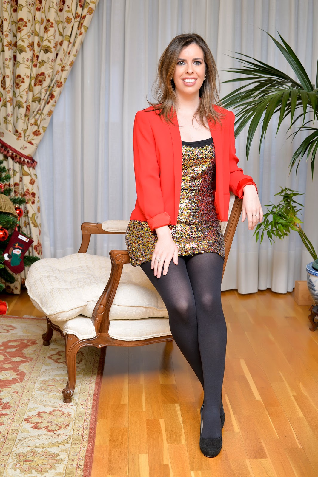 3 Holiday Party Outfits