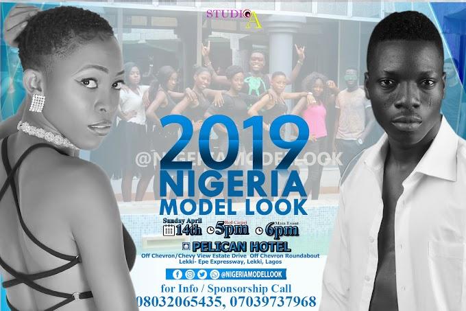 Nigeria Model Look 2019 finale
