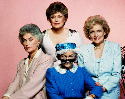Bea Arthur, Betty White, Rue McClanahan, Estelle Getty