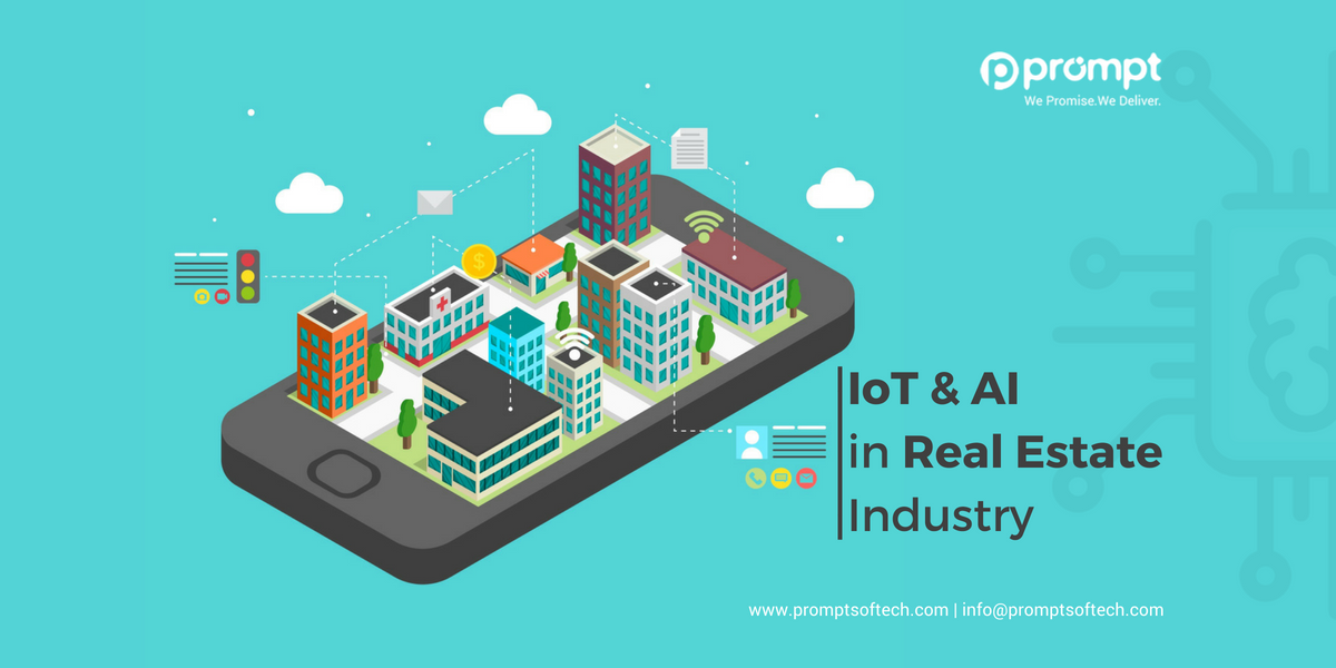 IoT and AI Assist Real Estate Industry