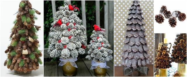 arbolitos-navideños-piñas