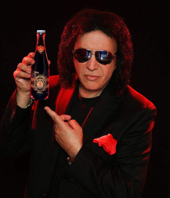 Gene Simmons Soda