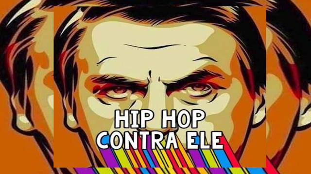 #EleNão - Artistas do rap nacional se posicionam contra ao candidato Bolsonaro