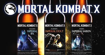 Mortal Kombat X - Birra