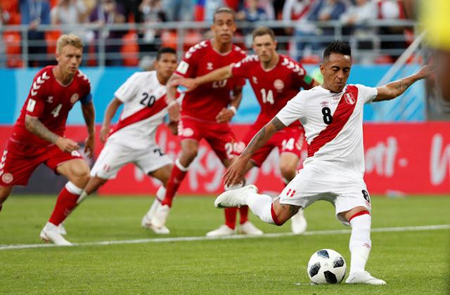 Nhận định, dự đoán & phân tích Pháp vs Peru
