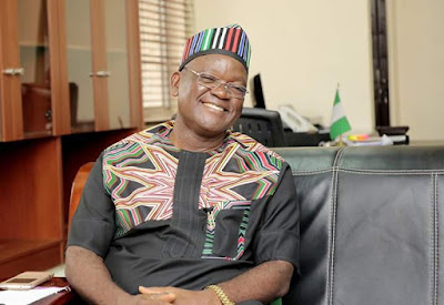 BREAKING: EFCC Unfreezes Benue Government's Accounts
