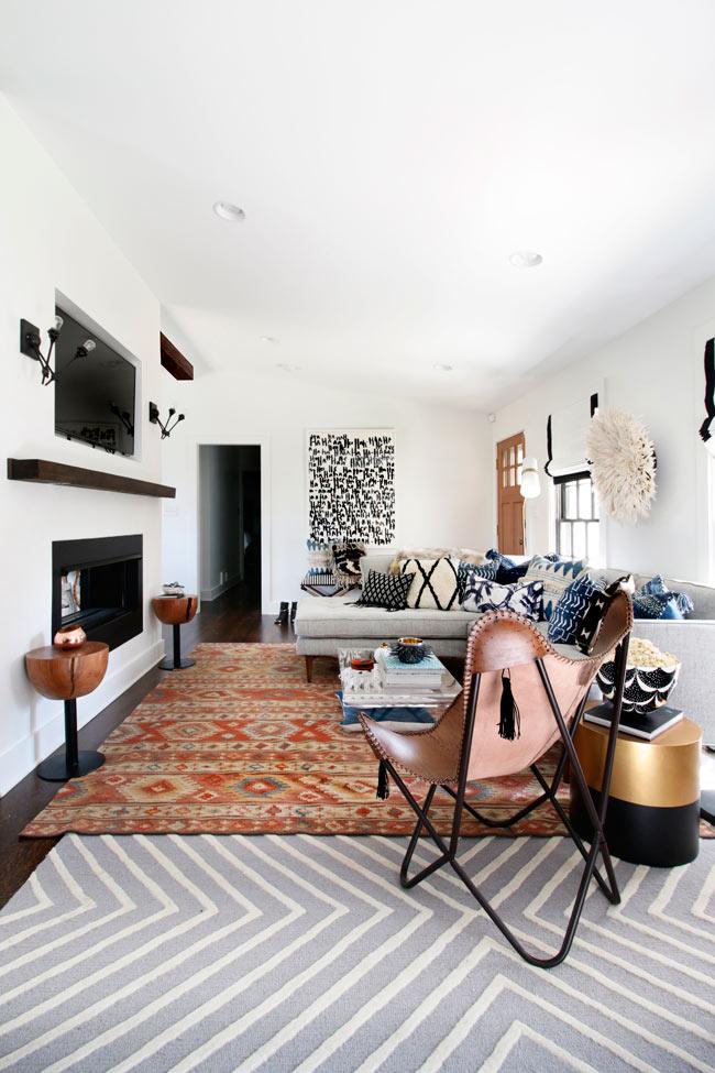 Impresionante antes y despu s de la decoraci n de esta casa blog decoraci n con tu estilo - Decoracion de casas antes y despues ...