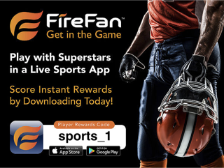 firefan sports android and iOS app