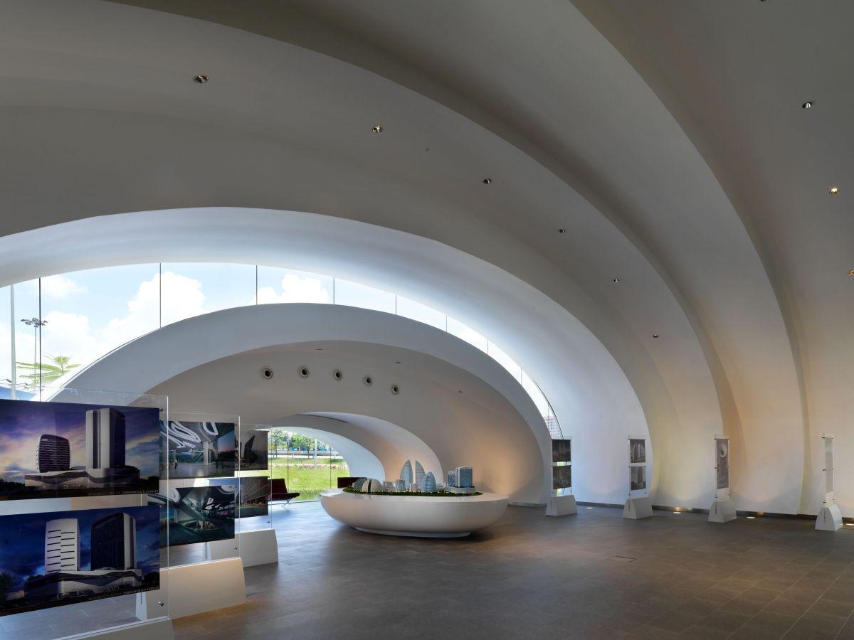the pod pavilion - exterior - modlar