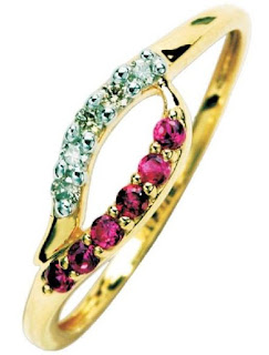 Diamond Ring Womens