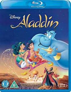 Aladdin (1992) BluRay 480p 300MB Dual Audio ( Hindi - English ) MKV