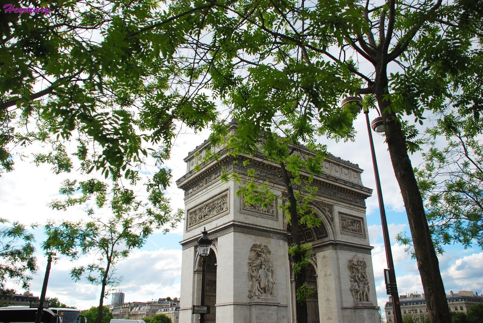 法瑞義十日遊羅馬-法國巴黎 看似滿滿地點,實際走馬看花 主要的行程是買精品