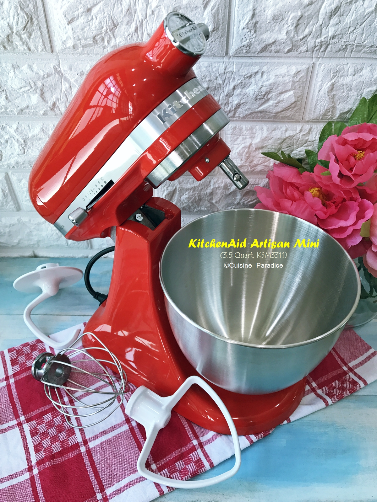 Magnificent Review Kitchenaid Artisan Mini Tilt Head Stand Mixer Ksm3311 Home Interior And Landscaping Ologienasavecom