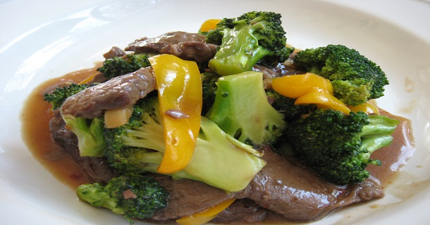 Broccoli And Beef Stir Fry Recipe