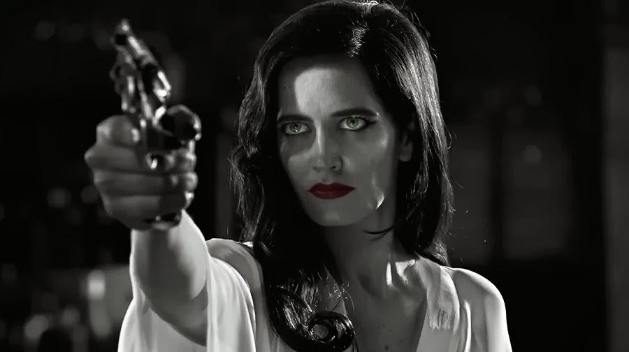 Eva Green este Ava Lord în Sin City: A Dame To Kill For