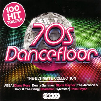 70s Dancefloor Ultimate Collection 5CD Mp3 320 Kbps