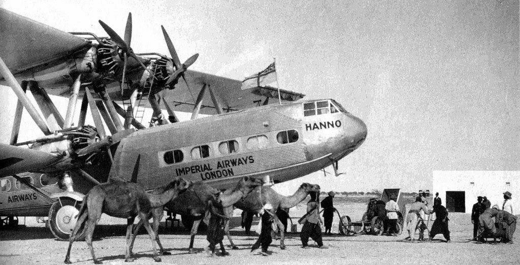 Eaa 650 Fwd British Imperial Airways 1930 S