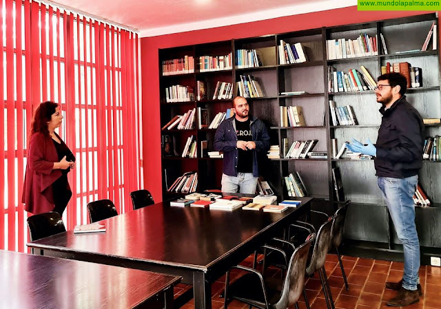 La biblioteca municipal de Barlovento llega a tu casa