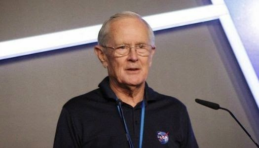 Astronauta Charlie Duke