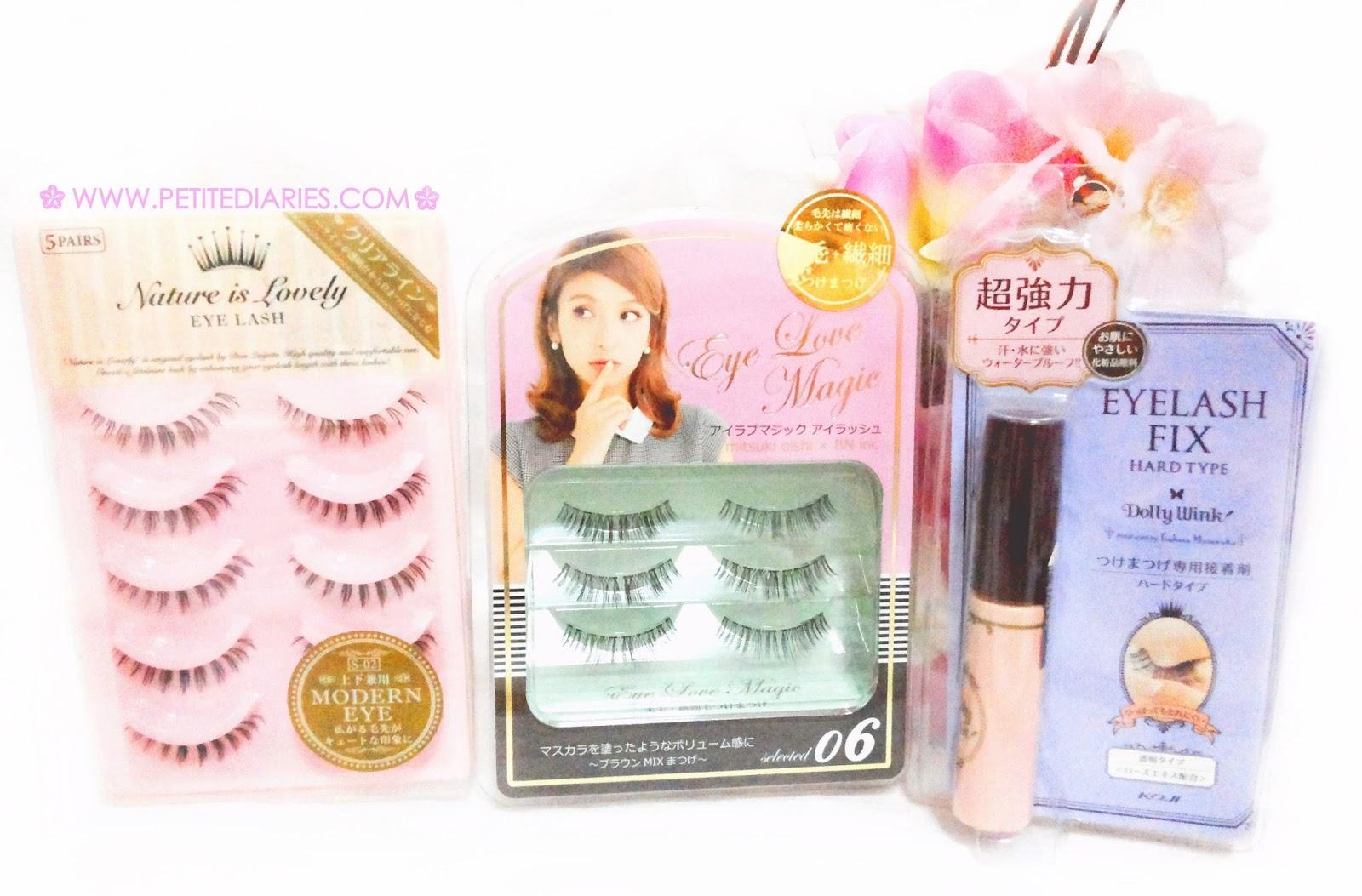 japan cosmetic haul