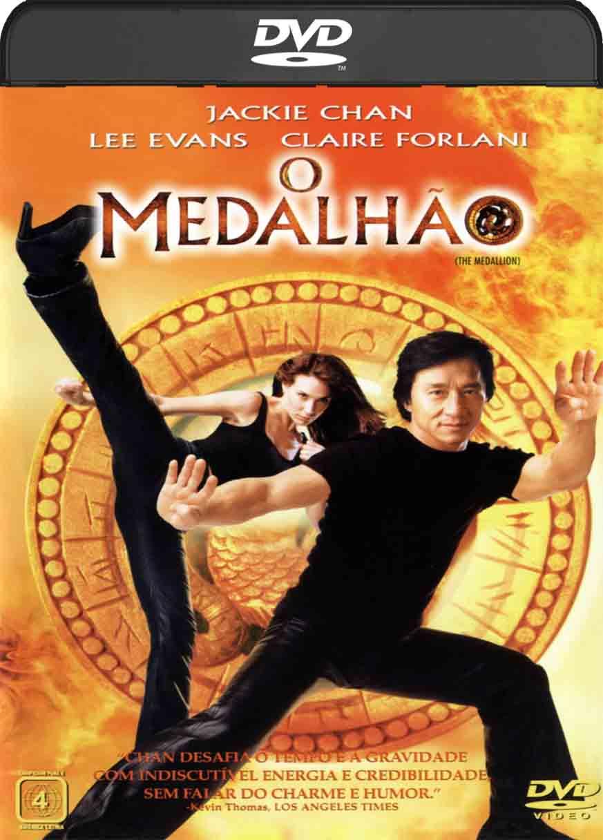 O Medalhão (2003) DVD-R Oficial