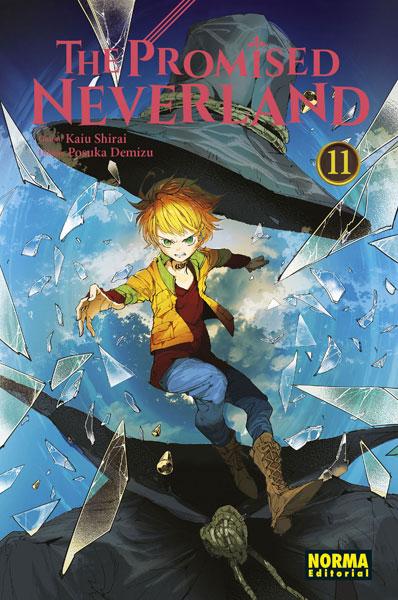 Manga: Review de The Promised NeverlandVol.11 de Kaiu Shirai y Posuka Demizu -  Norma Editorial
