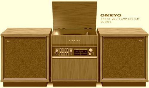ONKYO MC-2200 (1968)
