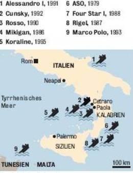 Mafia Apulien